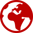 Globe-red